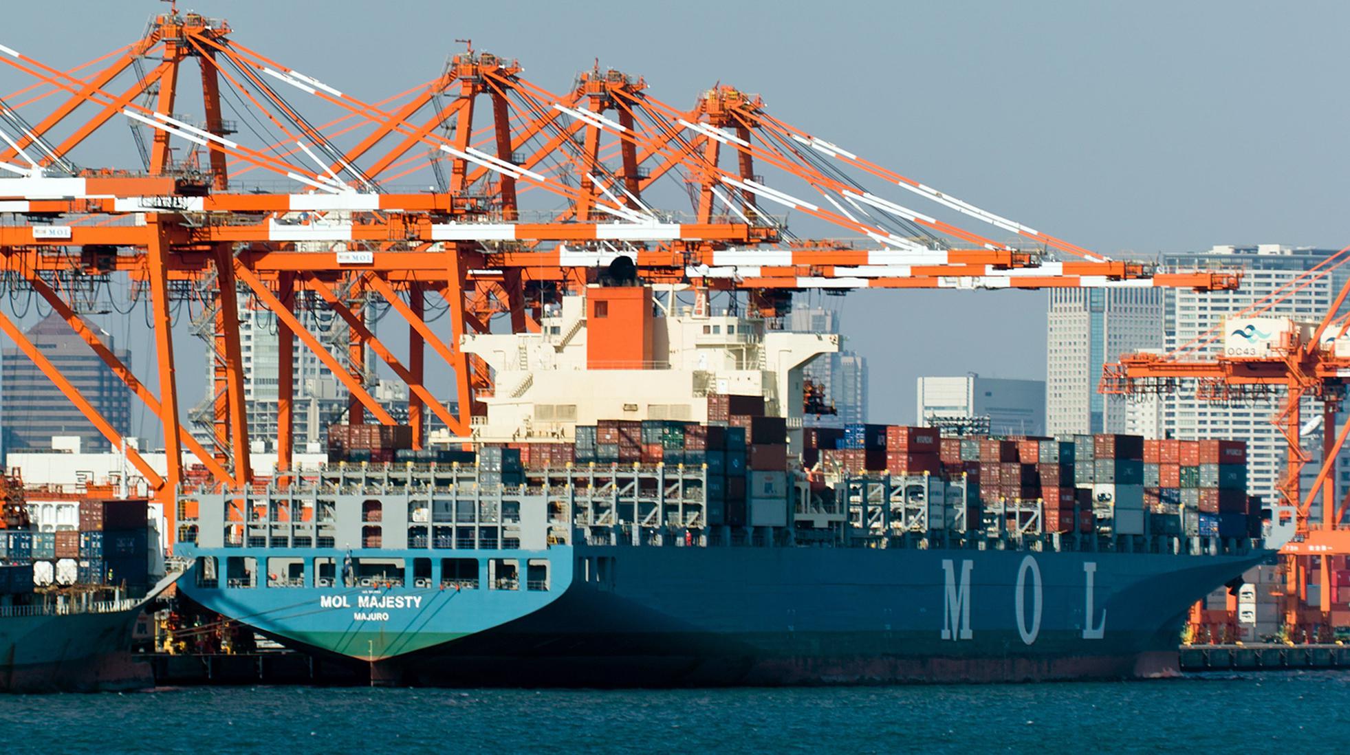 Tokyo International Container Terminal