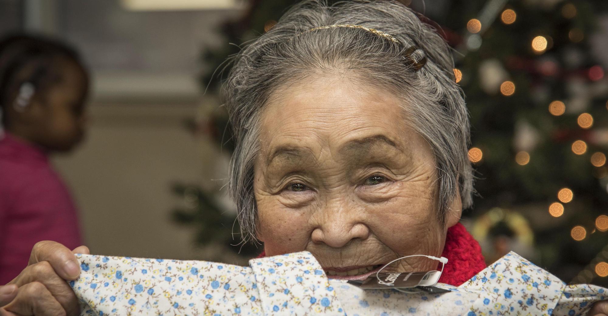 Old People in Japan