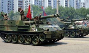 North Korea Victory Day 2013