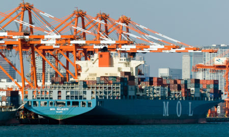 Tokyo International Container Terminal