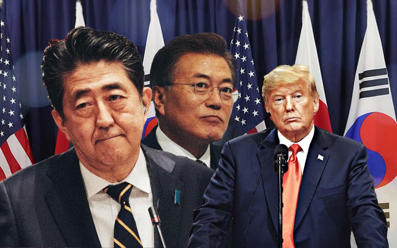 Abe Moon Trump