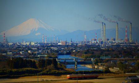 Climate Change Mount Fuji