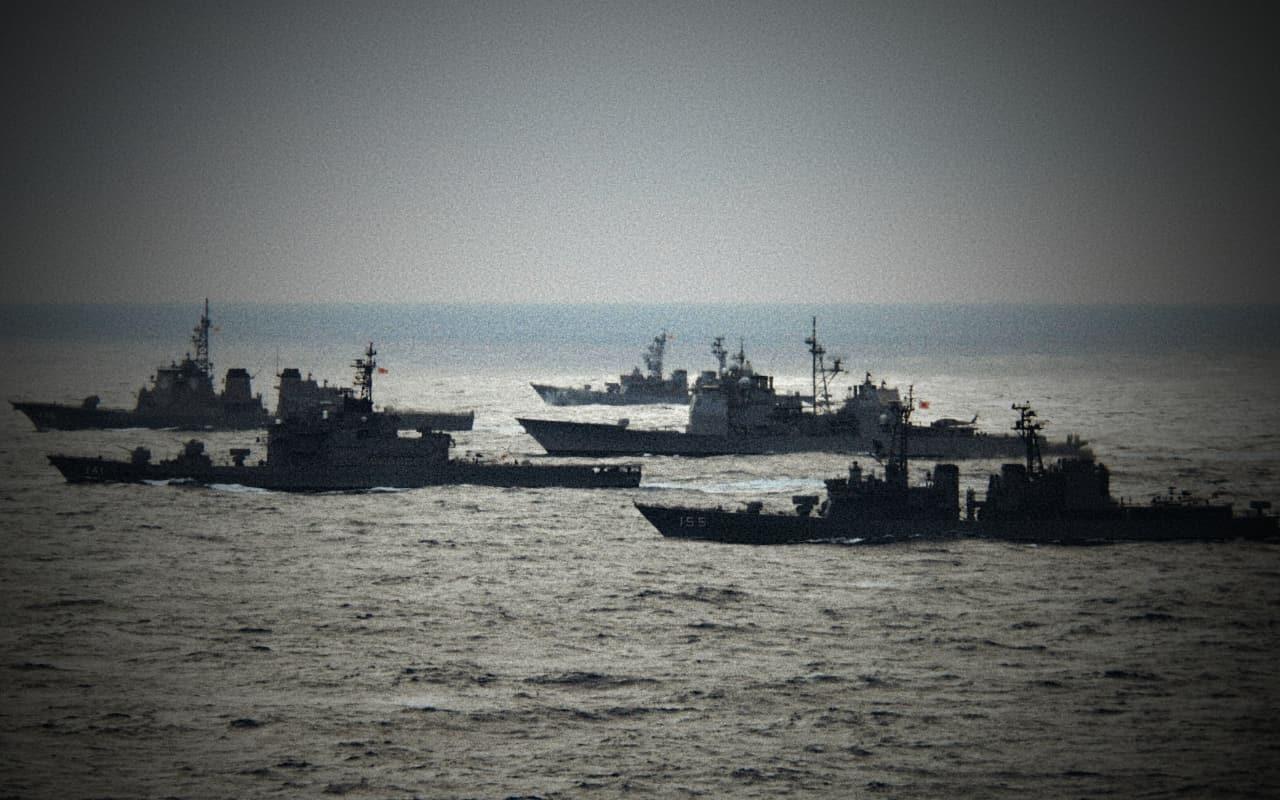 JMSDF Ships