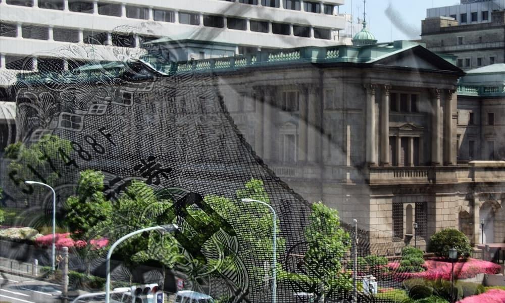 Bank of Japan building