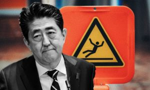 Abe Shinzo Danger Zone